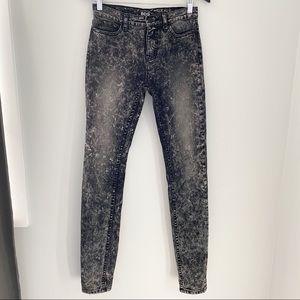BDG High Rise Cigarette Long Jeans - Size 26Wx34L